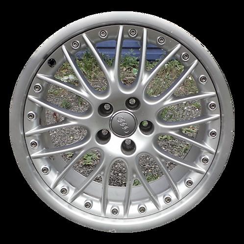 "19"" 2008-2014 Audi A5 S5 Silver Wheel 58844"