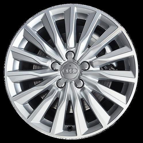"""18"""" 2016-2019 Audi A3 Silver Wheel 58989"""