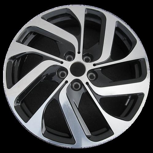 "19"" 2014-2019 BMW i3 Machined Black Rear Wheel 86175 & 86176 Style 428"