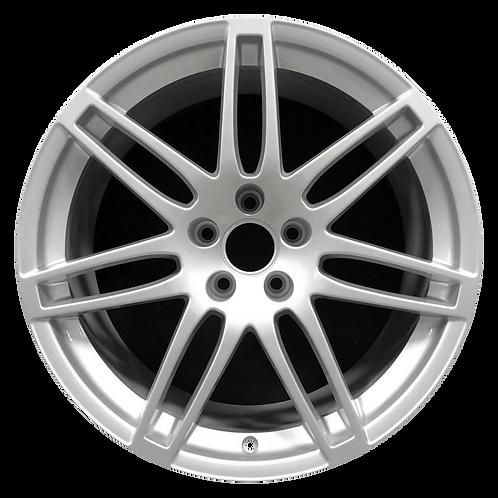 "19"" 2007-2008 Audi RS4 Hyper Silver Wheel 58816"