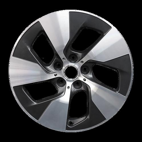 "17"" 2014-2016 BMW 228i Machined Charcoal Wheel 86232 Style 406"