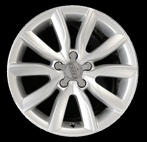 """17"""" 2009-2013 Audi A3 Silver Wheel 58832"""