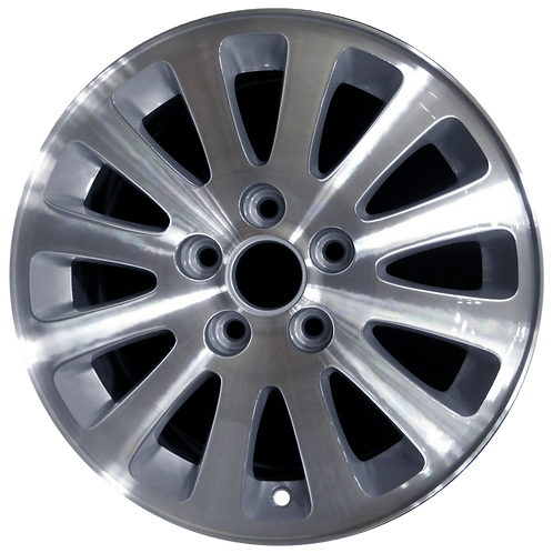 "16"" 2005 Buick LeSabre Machined Silver Wheel 4053 & 4054"