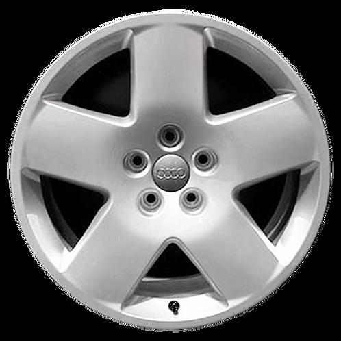 """18"""" 2003-2010 Audi A8 Silver Wheel 58794 & 58775"""