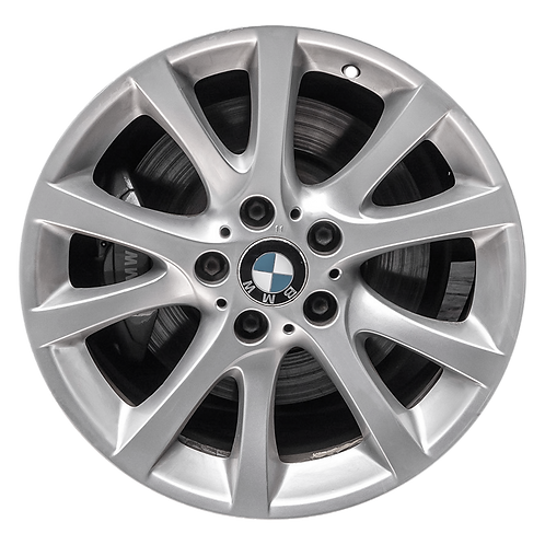 """18"""" 2008-2013 BMW 128i 135i Silver Rear Wheel 71508 Style 372"""