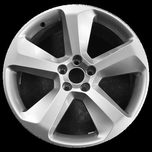 "19"" 2013-2017 Audi Q5 Silver Wheel 58928"