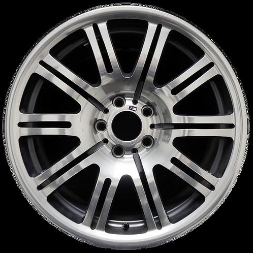 """19"""" 2001-2006 BMW M3 Polished Rear Wheel 59370 Style 67"""
