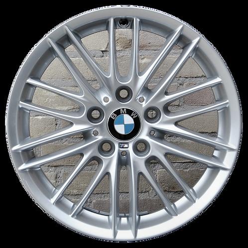 """17"""" 2014-2020 BMW 228i 230i M235i M240i Silver Rear Wheel 86125 Style 460"""