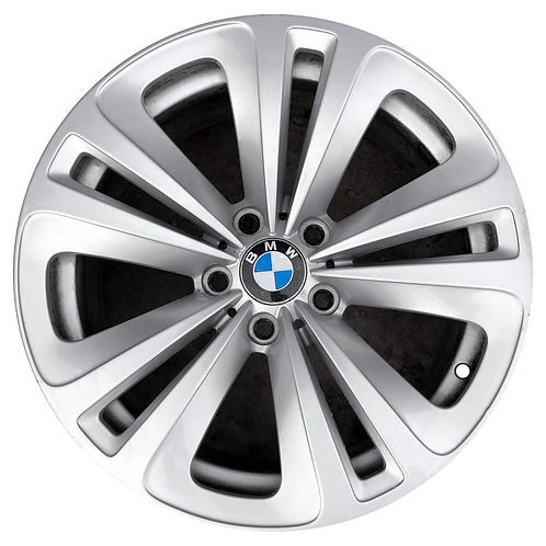 "18"" 2009-2019 BMW 535i GT 550i GT 740i 750i 760i Silver Wheel 71326 Style 234"