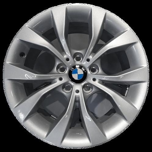 "17"" 2013-2015 BMW X1 Silver Wheel 71595 Style 318"