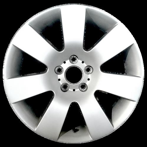"""18"""" 2006-2010 BMW 525xi 528xi 530xi 535xi Silver Wheel 59561 Style 123"""