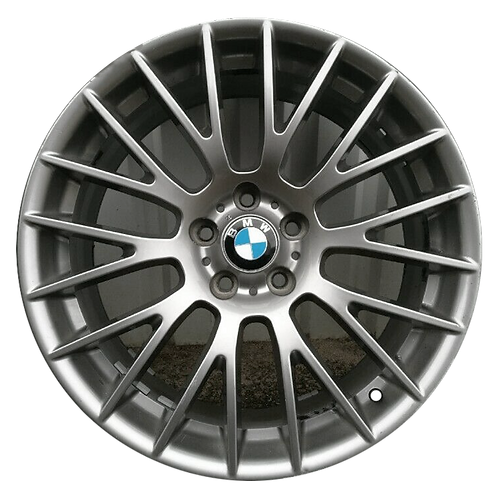"21"" 2009-2017 BMW 535i GT 550i GT 740i 750i Grey Front Wheel 71347 Style 312"