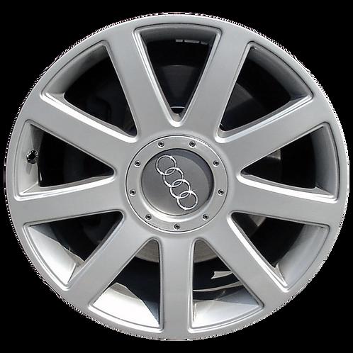 """18"""" 2002-2006 Audi TT Hyper Silver 58756"""