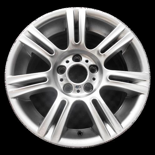 """17"""" 2006-2013 BMW 323i 325i 328i 330i 335i Silver Rear Wheel 59593 Style 194"""