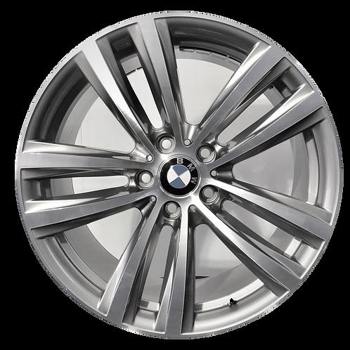 "19"" 2014-2019 BMW 328i GT 330i GT 335i GT Grey Front Wheel 86019 Style 466"
