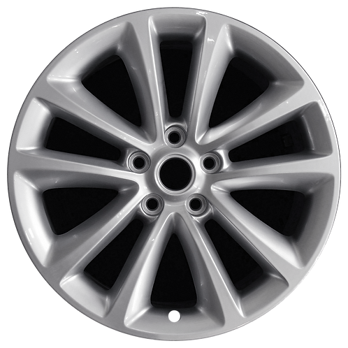 "18"" 2015-2017 Buick Verano Hyper Silver Wheel 4111"