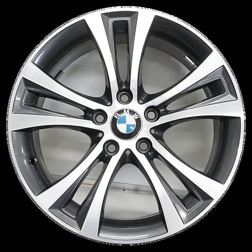 "18"" 2014-2017 BMW 228i 230i M235i M240i Charcoal Front Wheel 86126 Style 384"