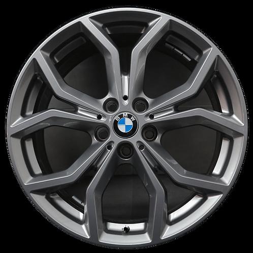 """19"""" 2018-2020 BMW X3 X4 Grey Wheel 86352 Style 694"""