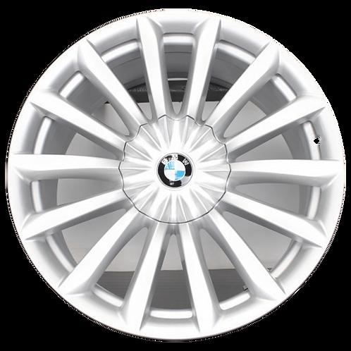 "19"" 2016-2020 BMW 640i GT 740e 740i 745i 750i Silver Front Wheel 86277 Style 620"