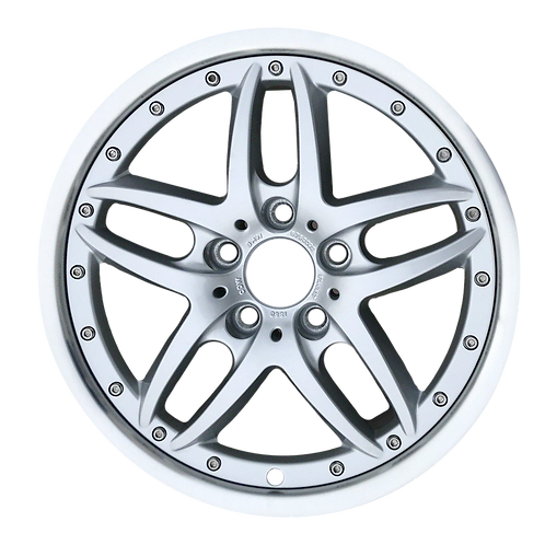 "17"" 2003-2008 BMW Z4 Silver Rear Wheel 59434 Style 71"