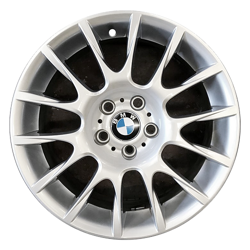 "18"" 2008-2013 BMW 128i 135i Hyper Silver Rear Wheel 71263 Style 264"
