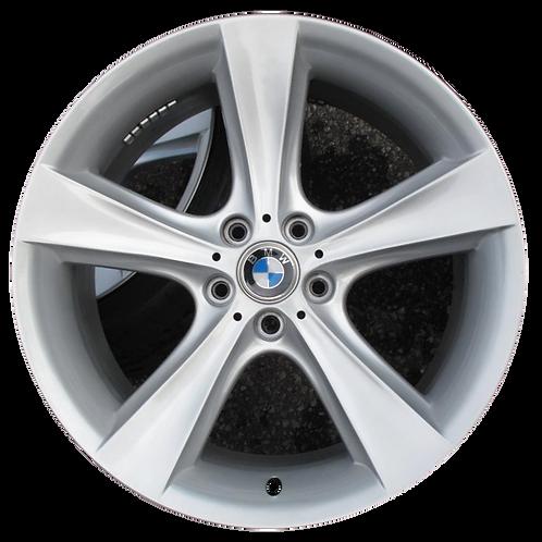 "21"" 2002-2008 BMW 745i 750i 760i Silver Front Wheel 59519 Style 128"