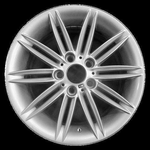 """17"""" 2008-2013 BMW 128i 135i Silver Rear Wheel 71253 Style 207"""