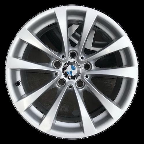 "17"" 2012-2020 BMW 320i 328i 330i 340i 428i Silver Front Wheel 71536 Style 395"