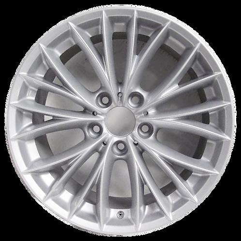 """18"""" 2008-2013 BMW 323i 328i 335i Silver Rear Wheel 71457 Style 342"""
