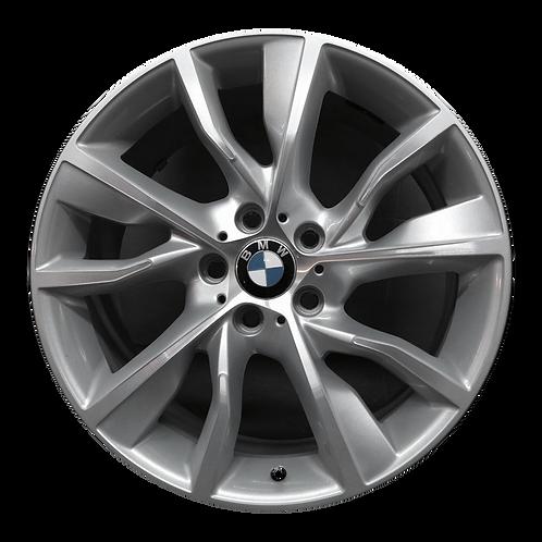 """19"""" 2014-2016 BMW 320i 328i 335i 428i 435i Grey Rear Wheel 86005 Style 402"""