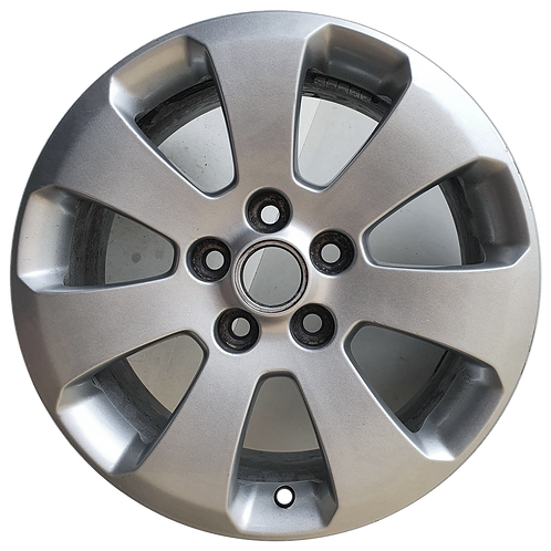 "17"" 2012 Buick Regal Silver Wheel 4107"