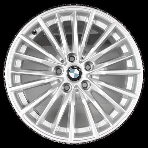 """17"""" 2019-2020 BMW 330i M340i Silver Wheel 86491 Style 771"""