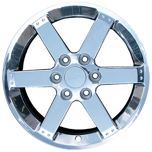 "17"" 2004-2009 Envoy Rainier Trailblazer Polished Wheel 5312"