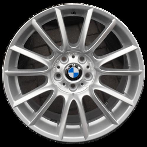"""19"""" 2009-2017 BMW 535i GT 550i GT 740i 750i Silver Rear Wheel 71335 Style 228"""
