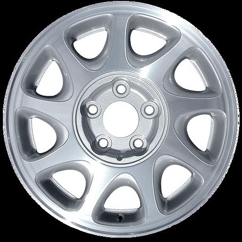 "16"" 1997-2004 Buick Regal Machined Grey Wheel 4030"