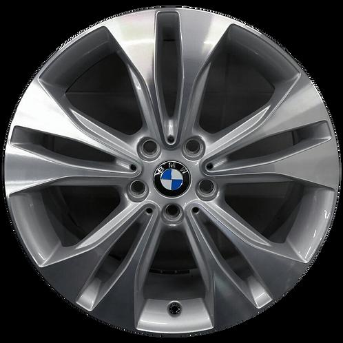 """18"""" 2016-2020 BMW X1 X2 Machined Silver Wheel 86215 Style 567"""