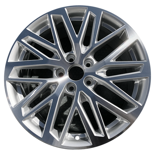 "18"" 2017-2018 Audi A3 Machined Silver Wheel 59025"