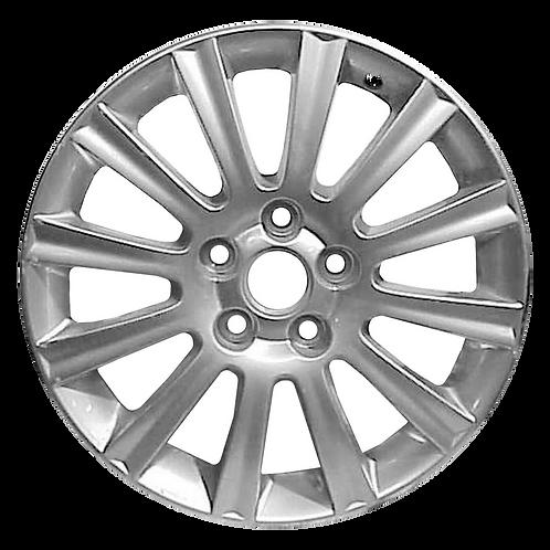 """17"""" 2007-2009 Buick Allure LaCrosse Silver Wheel 4069"""