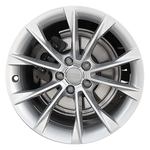 "18"" 2013-2014 Audi A5 S5 Silver Wheel 58912"