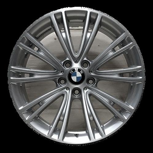 "20"" 2012-2020 BMW 320i 328i 330i 340i 428i Silver Front Wheel 86088 Style 626"
