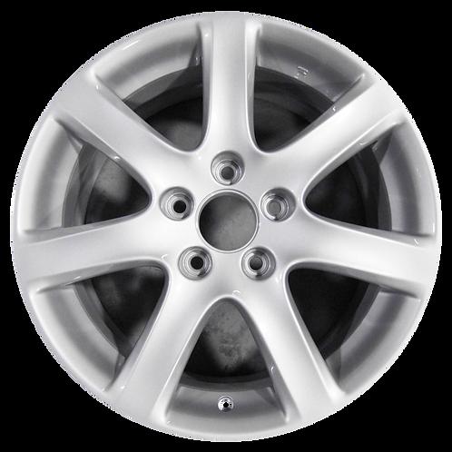 """17"""" 2003-2005 Acura TSX Silver Wheel 71731"""