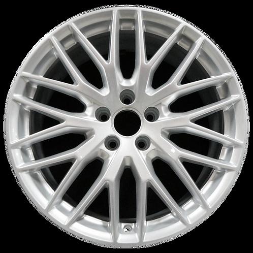 """19"""" 2012-2018 Audi A6 Silver Wheel 58971"""