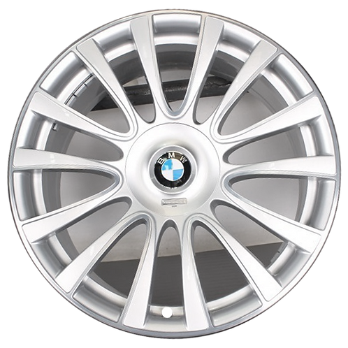 "20"" 2016-2019 BMW 640i 650i Alpina B6 M6 Silver Front Wheel 71522 Style 374"