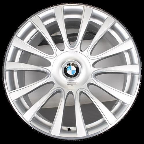 """20"""" 2016-2019 BMW 640i 650i Alpina B6 M6 Silver Rear Wheel 71526 Style 374"""