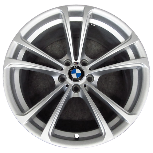 """20"""" 2012-2019 BMW M5 M6 Silver Front Wheel 71561 Style 409"""