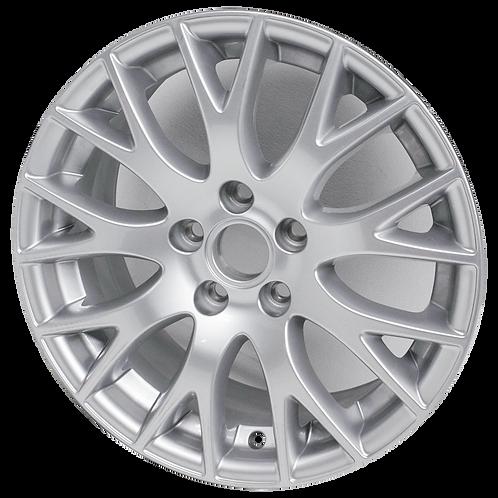 """17"""" 2005-2008 Audi A4 Silver Wheel 58909"""