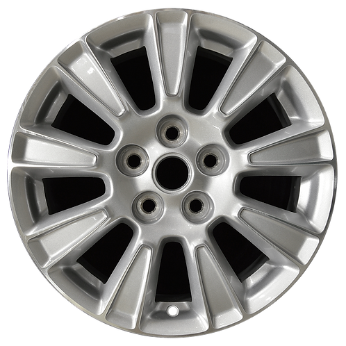 "17"" 2010-2011 Buick Allure LaCrosse Regal Machined Silver Wheel 4094"