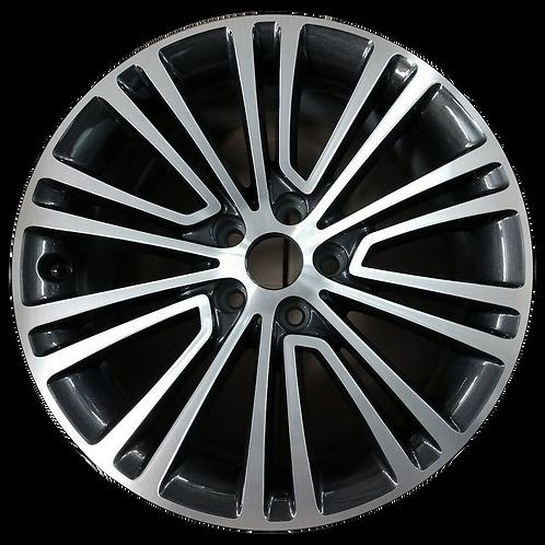 "18"" 2017-2020 BMW 530e 530i 540i M550i Machined Charcoal Wheel 86326 Style 634"