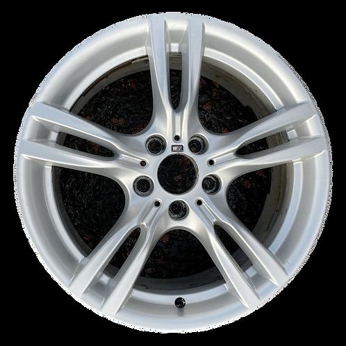"18"" 2014-2019 BMW 328i GT 330i GT 335i GT 340i GT Silver Wheel 86017 Style 400"