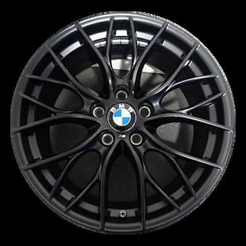 """18"""" 2012-2020 BMW 320i 328i 330i 335i 340i Black Wheel 86064 Style 405"""